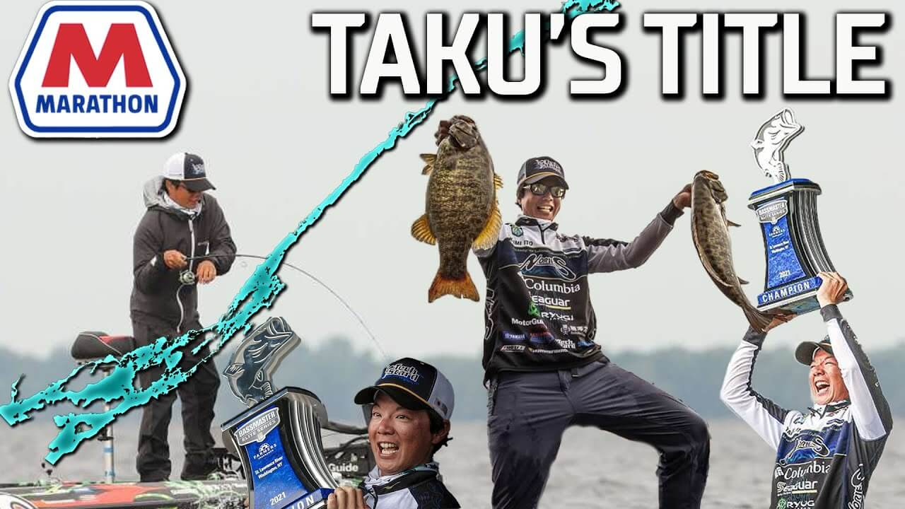 From Japan to America, Taku's title run on the St. Lawrence  伊藤巧